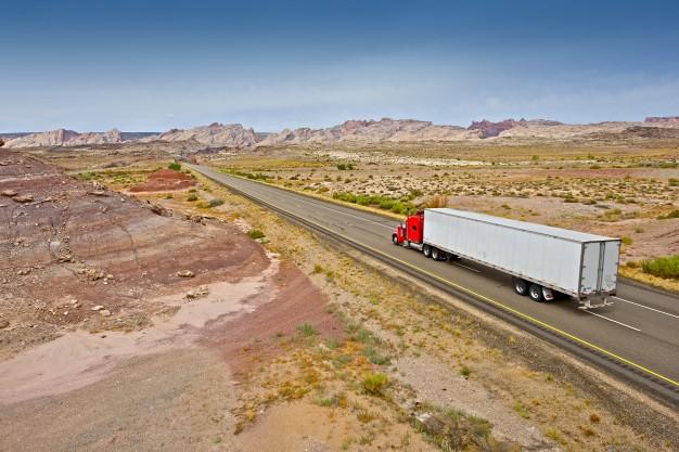 camion carretera