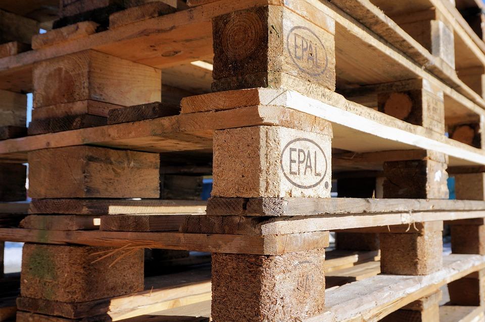 palé de madera